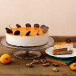 Idén Magyarország hagyományos és cukormentes tortája is barackos