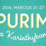 Kulturális pezsgés a Karinthy Színházban – Márciusban indul a Purim Fesztivál