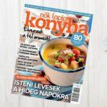 Miről olvashatsz a Nők Lapja Konyha februári számában?