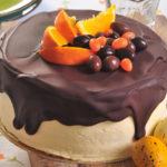 Mutatós és mennyei csokoládés narancstorta, egyenesen márciusi címlapunkról