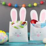 Húsvéti dekoráció saját kezűleg #4 – Nyuszis csokisdoboz