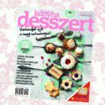 Milyen recepteket találsz a Nők Lapja Konyha Desszert idei első lapszámában?