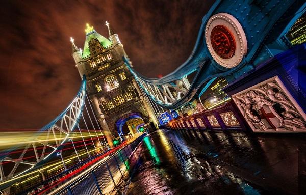 treyratcliff kedvenc városát, Londont fotózta, egy kicsit másképp.