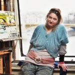 Élettörténet: Gábriel Ajna, a tehetséges festőnő