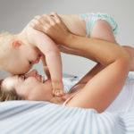 Ami jó a babának, jó a mamának is, ha szépségápolásról van szó
