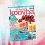 Szuper nyári receptek a Nők Lapja Konyha új számában!