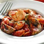 Gyors és finom: tárkonyos-paradicsomos csirkeragu gombával