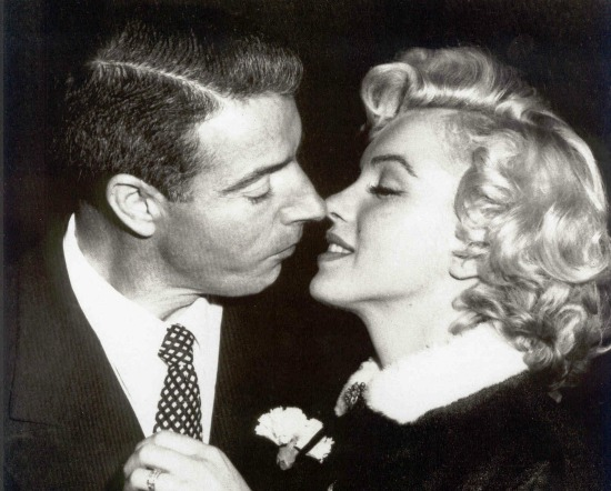 005-marilyn-monroe-and-joe-dimaggio-theredlist