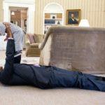Ismerd meg a hamarosan leköszönő amerikai elnök emberi arcát!