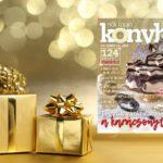 Varázslatos karácsony és újév a Nők Lapja Konyha 124 receptjével