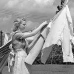 Nagyanyáink takarítási praktikái, amiket ma is érdemes észben tartani