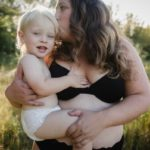 Inspiráló képek a szülés utáni test gyönyörűségéről