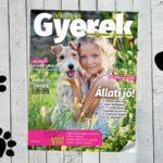 Állati jóság és tiszta nyár a Nők Lapja Gyerek legújabb számában