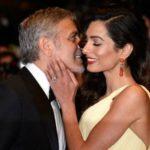 Fotókon Amal és George Clooney mesébe illő kapcsolata