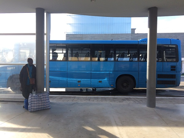Hosszú út, sok buszozás - Így jutunk el az új munkahelyre