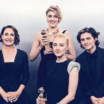 A nők a 75. Golden Globe-gála győztesei