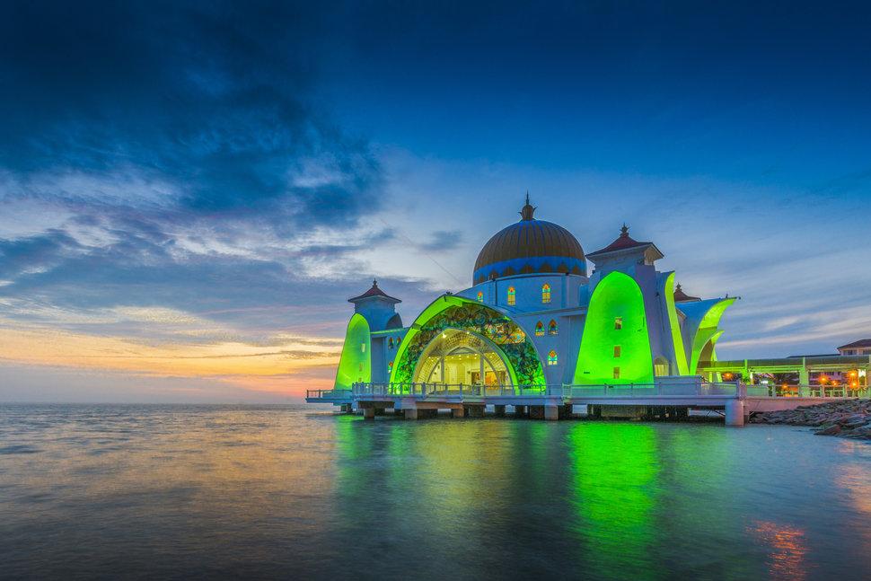 melaka-szoros-mecset-malajzia