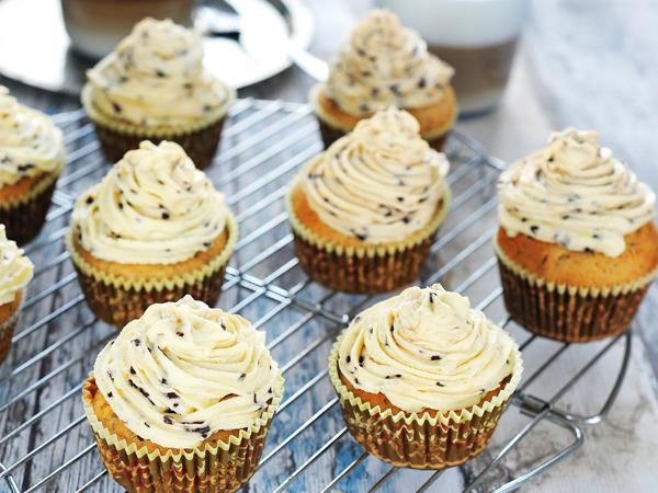 sztracsatella cupcake