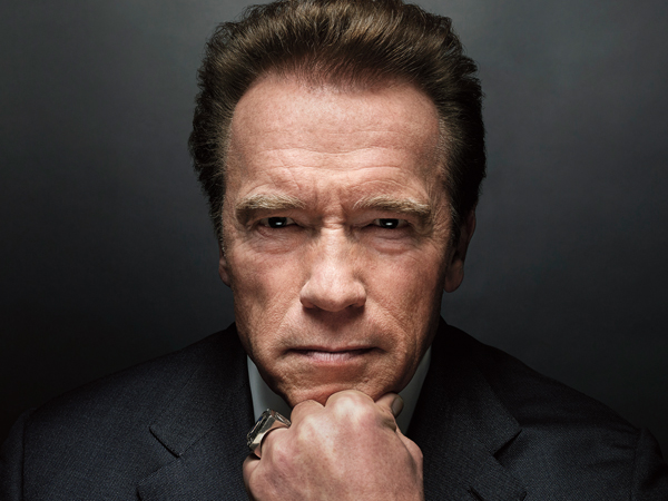 THE CELEBRITY APPRENTICE -- Season: 15 -- Pictured: Arnold Schwarzenegger -- (Photo by: Art Streiber/NBC/NBCU Photo Bank via Getty Images)