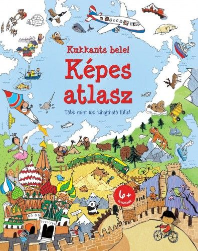 Alex Frith, Kate Leake: Képes atlasz
