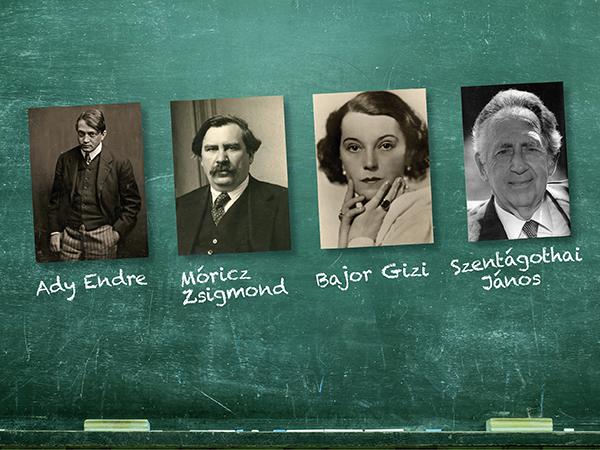 d92d67ef12 Híres magyarok az iskolában 2. | Nők Lapja