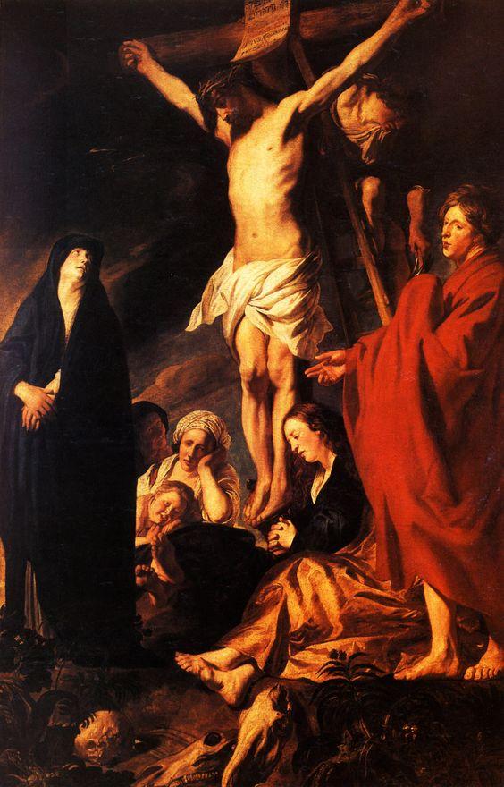 Krisztus kereszthalála