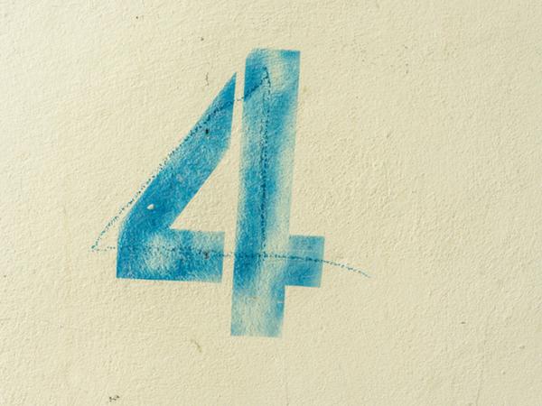 négyes szám
