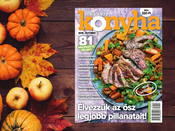 81 melengető recept a Nők Lapja Konyha októberi számában  cef60d6e80