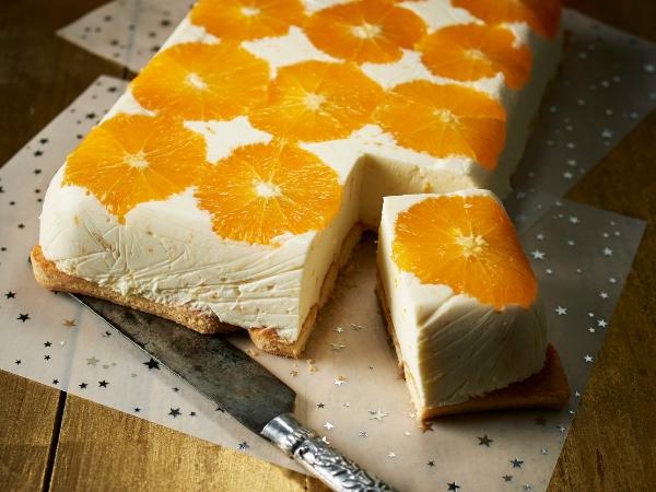narancsos joghurtszelet