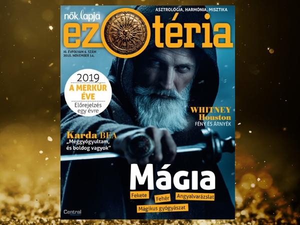 Nők Lapja Ezotéria 2018/6.