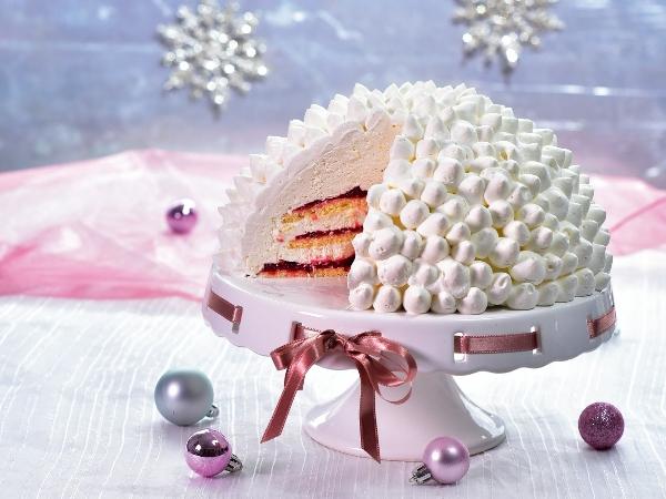 hógolyó torta